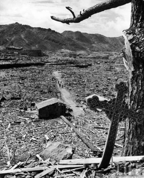 Why the atomic bombs of hiroshima