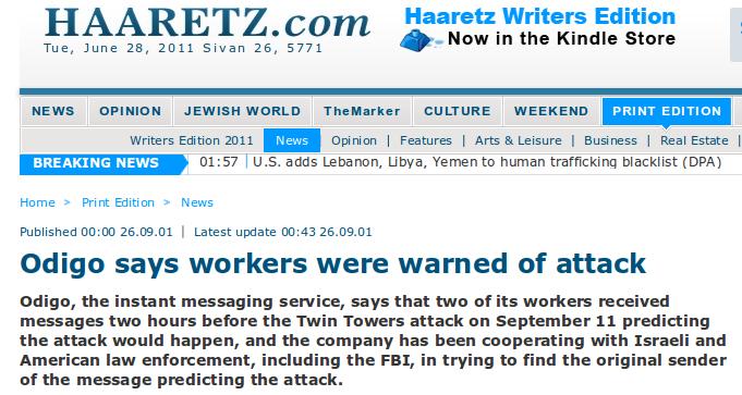 Haaretz latest news
