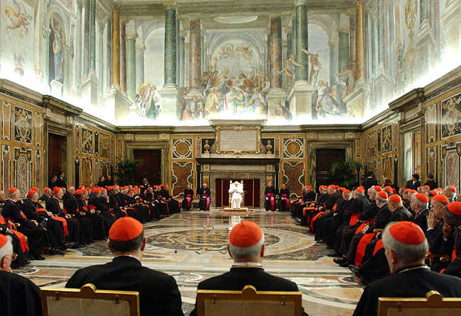 Vatican Calls For One World Central Bank
